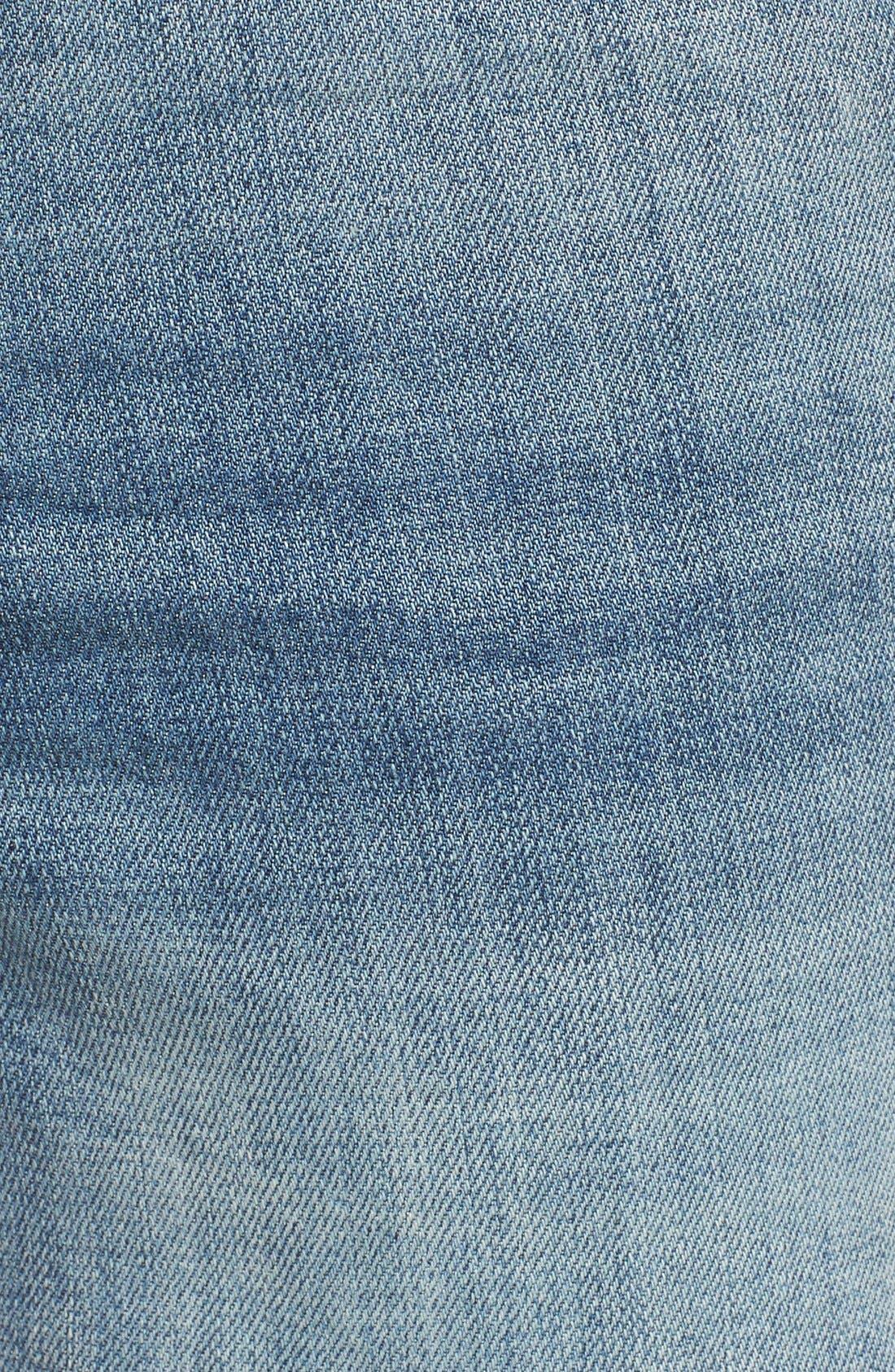Alternate Image 5  - KUT from the Kloth 'Gidget' Denim Cutoff Shorts
