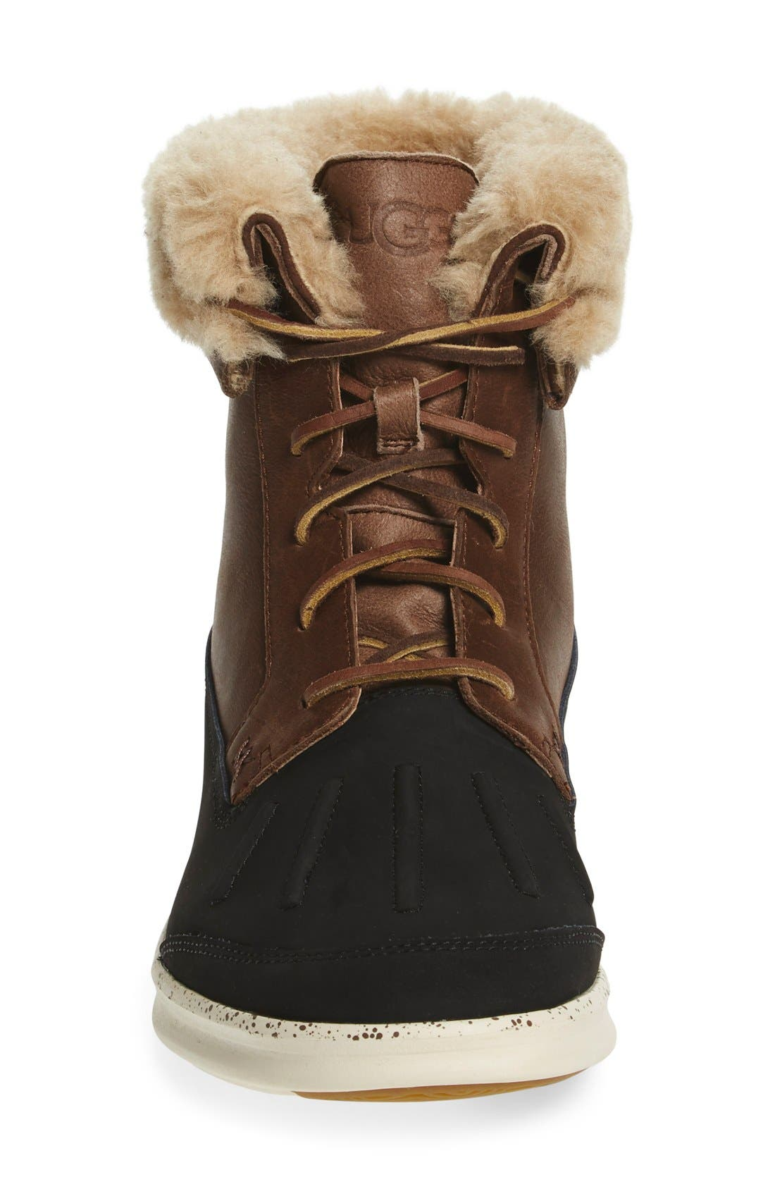 Alternate Image 3  - UGG® Roskoe Snow Boot (Men)