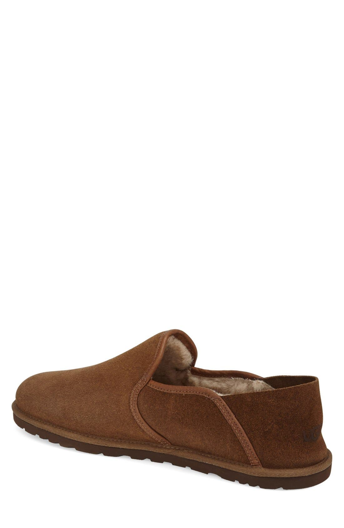 Alternate Image 2  - UGG® Cooke Slipper (Men)