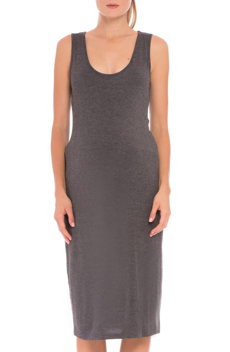 Olivia Reversible Maternity Tank Dress