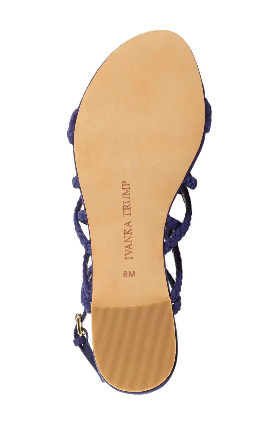 Alternate Image 4  - Ivanka Trump 'Catti' Sandal (Women)