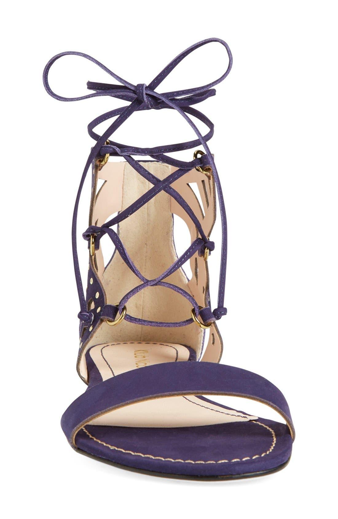 Alternate Image 3  - Klub Nico 'Jae' Gladiator Sandal (Women)