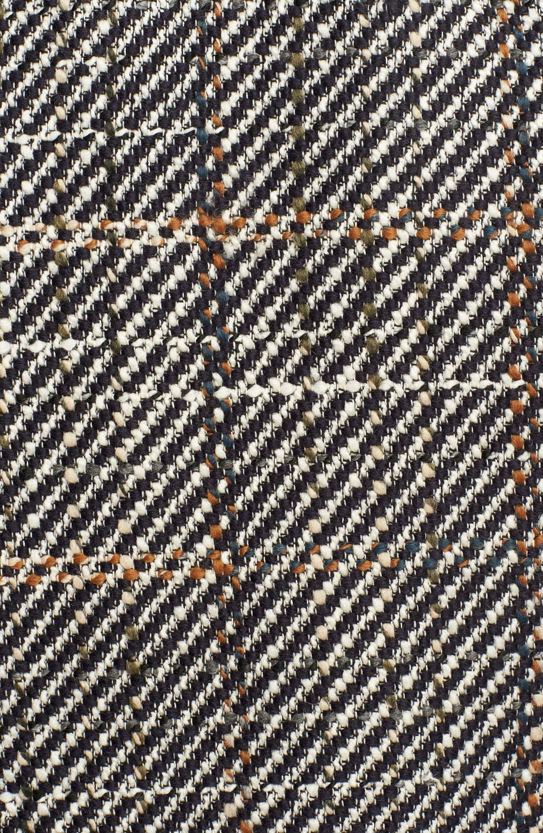 Alternate Image 6  - Theory Graphic Tweed Coat