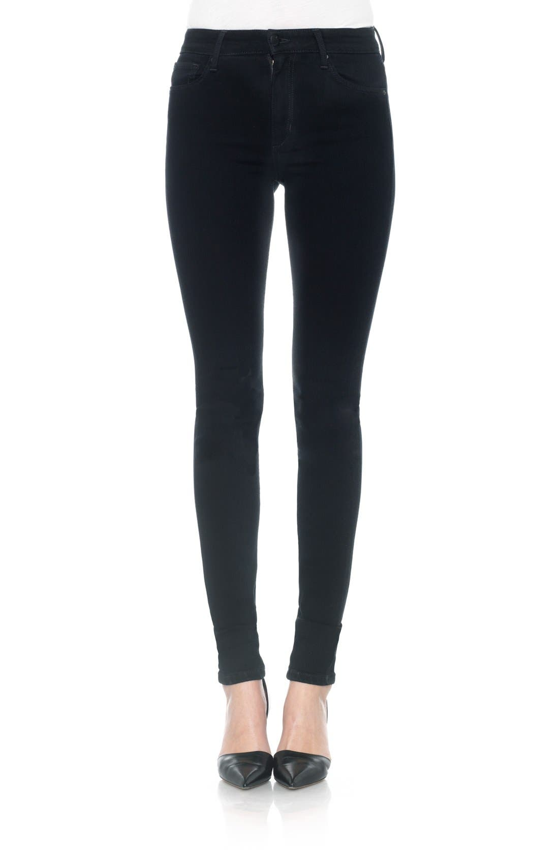 'Flawless - Charlie' Skinny Jeans,                         Main,                         color, Regan