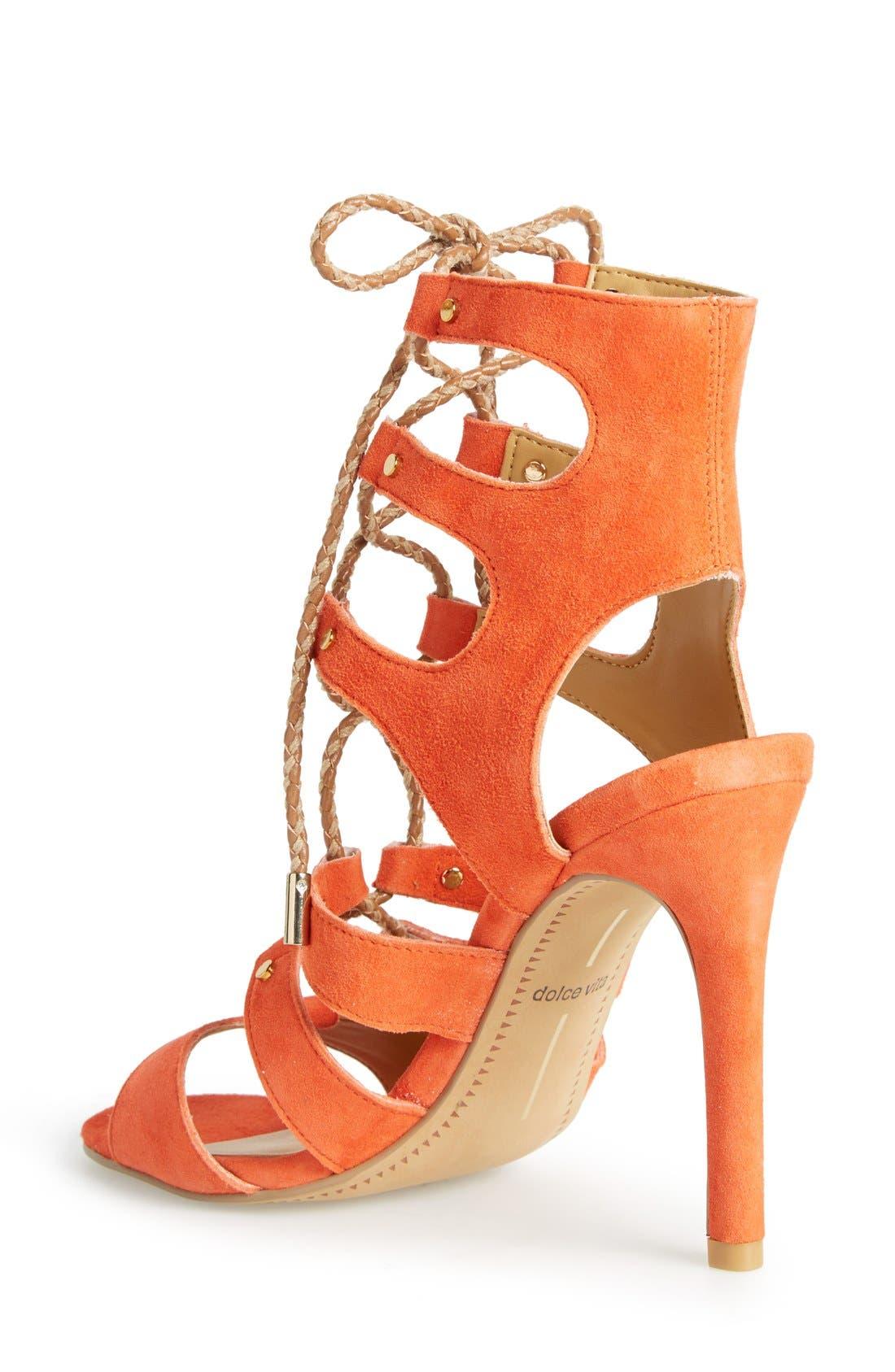Alternate Image 2  - Dolce Vita 'Howie' Lace-Up Sandal (Women)