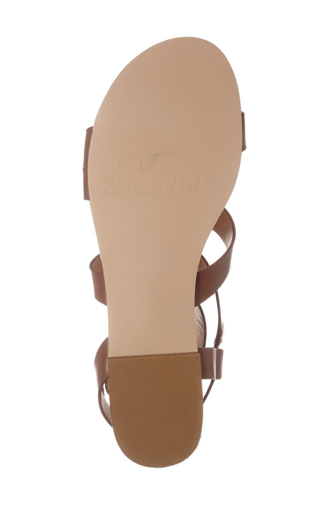 Alternate Image 4  - Splendid 'Caracas' Sandal (Women)