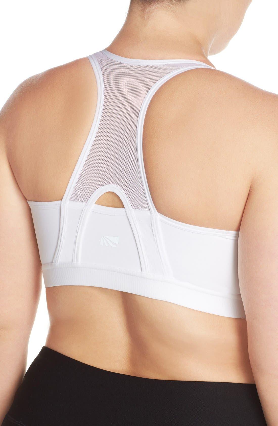 Alternate Image 2  - Marika Curves 'Sierra' Underwire Sports Bra (Plus Size)