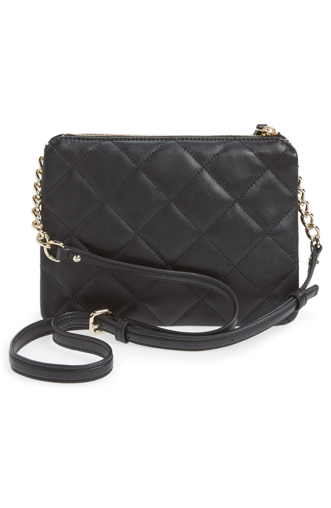 Alternate Image 3  - kate spade new york emerson place harbor leather crossbody bag