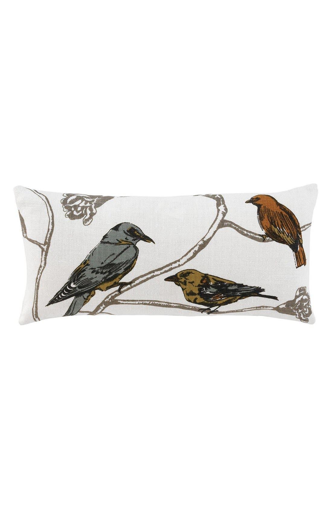 'Chinoiserie' Decorative Pillow,                         Main,                         color, White/ Multi