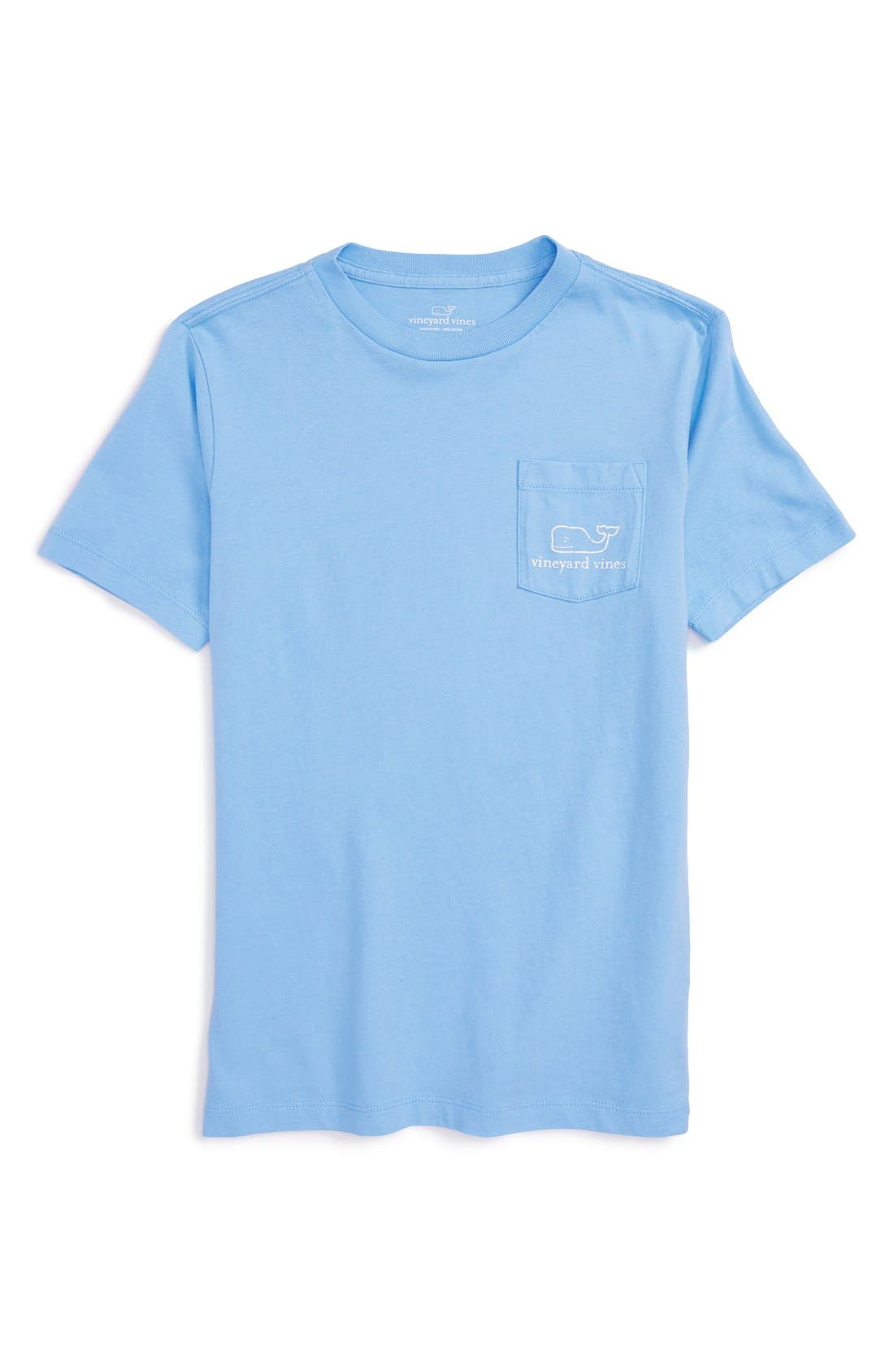 Alternate Image 1 Selected - vineyard vines Whale T-Shirt (Big Boys)