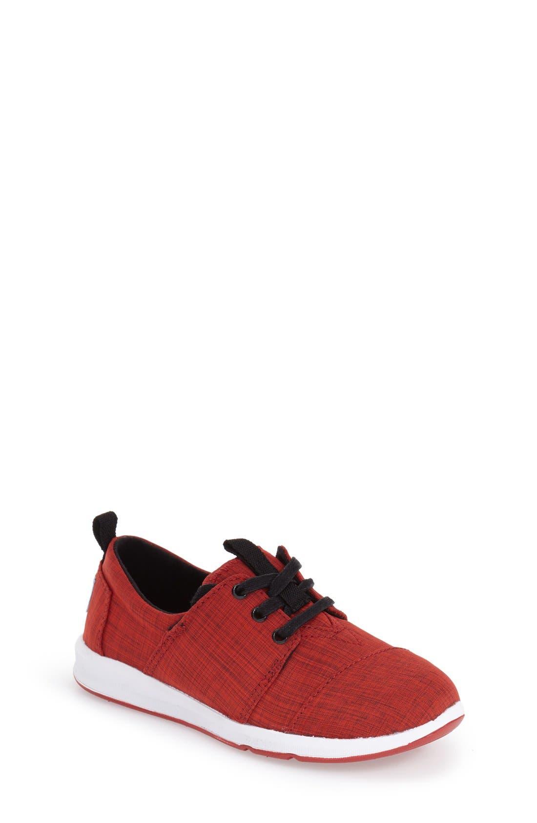 TOMS 'Del Rey' Sneaker (Baby, Walker, Toddler, Little Kid & Big Kid)