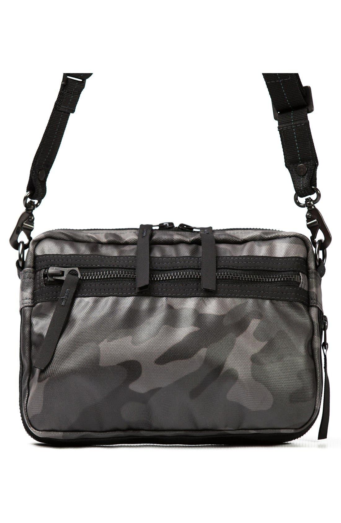 'NightHawk' Shoulder Bag,                             Alternate thumbnail 2, color,                             Camo