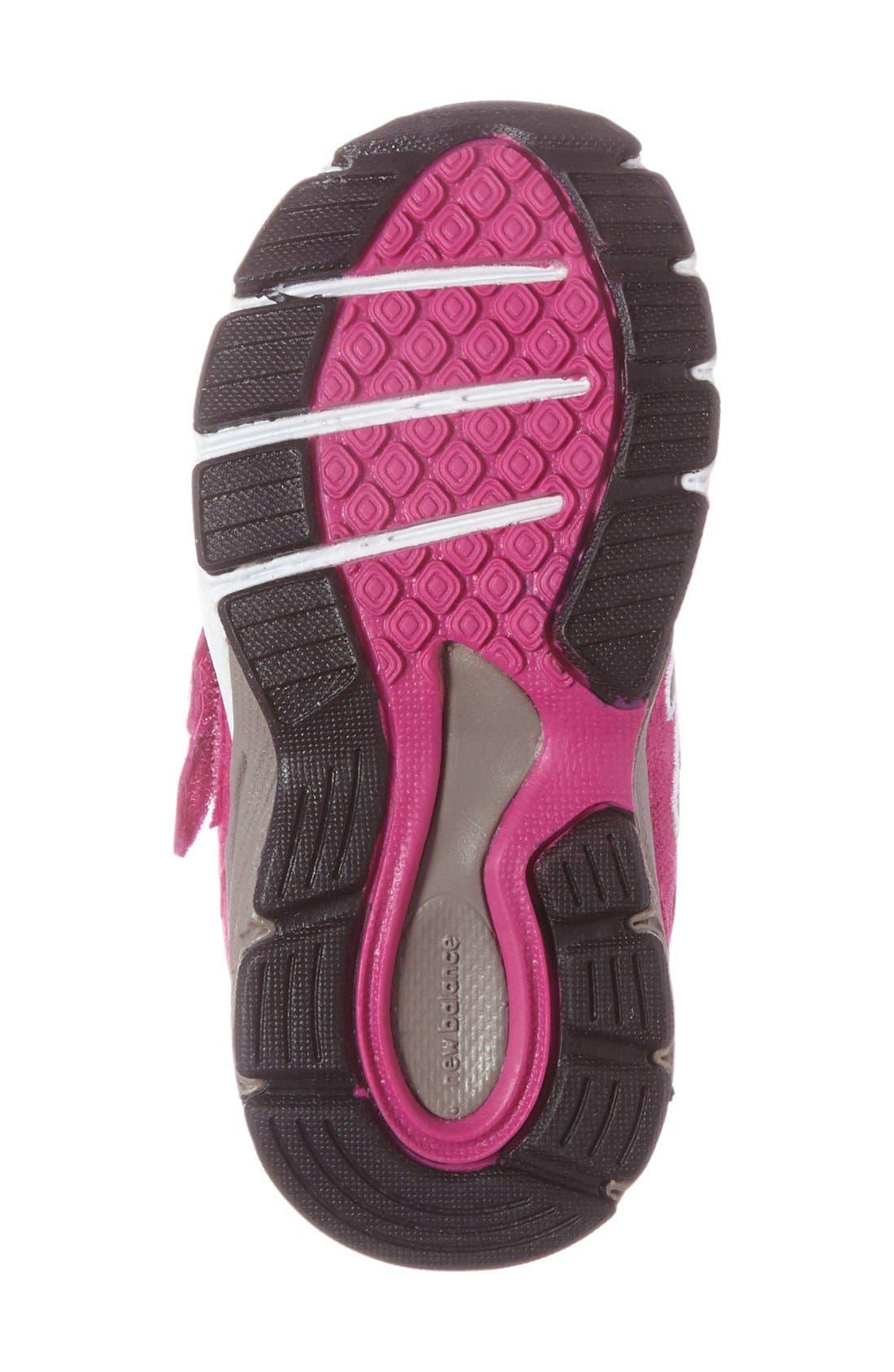 '990' Sneaker,                             Alternate thumbnail 4, color,                             Pink