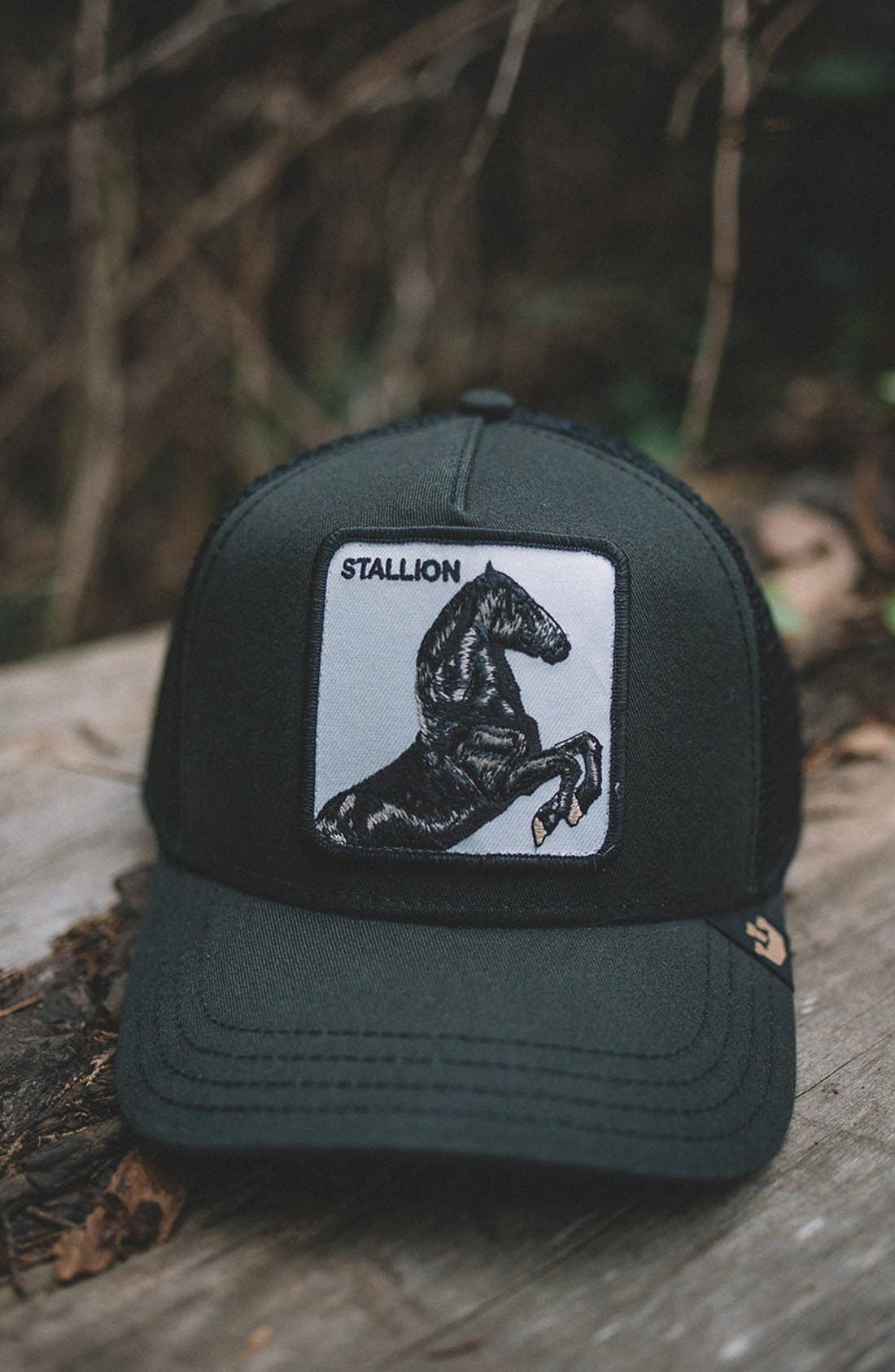 Alternate Image 2  - Goorin Brothers 'Stallion' Trucker Hat