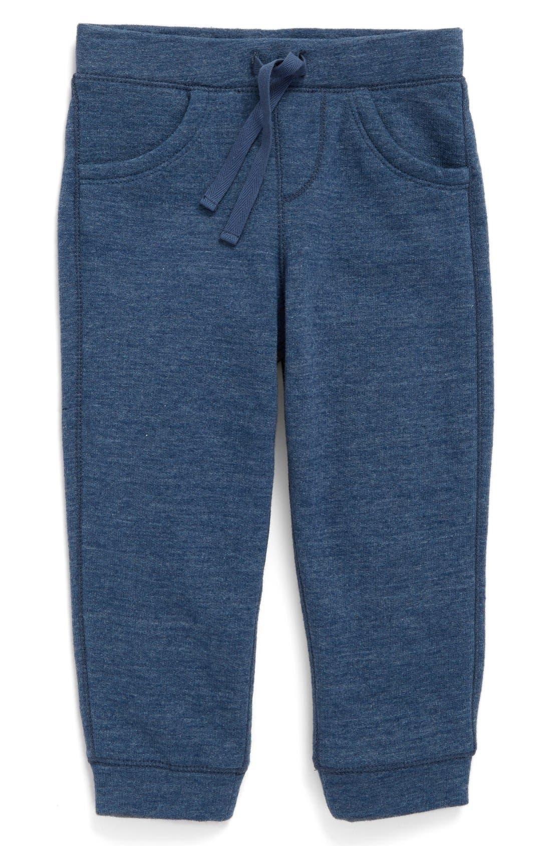 Alternate Image 1 Selected - Tucker + Tate Fleece Sweatpants (Baby)