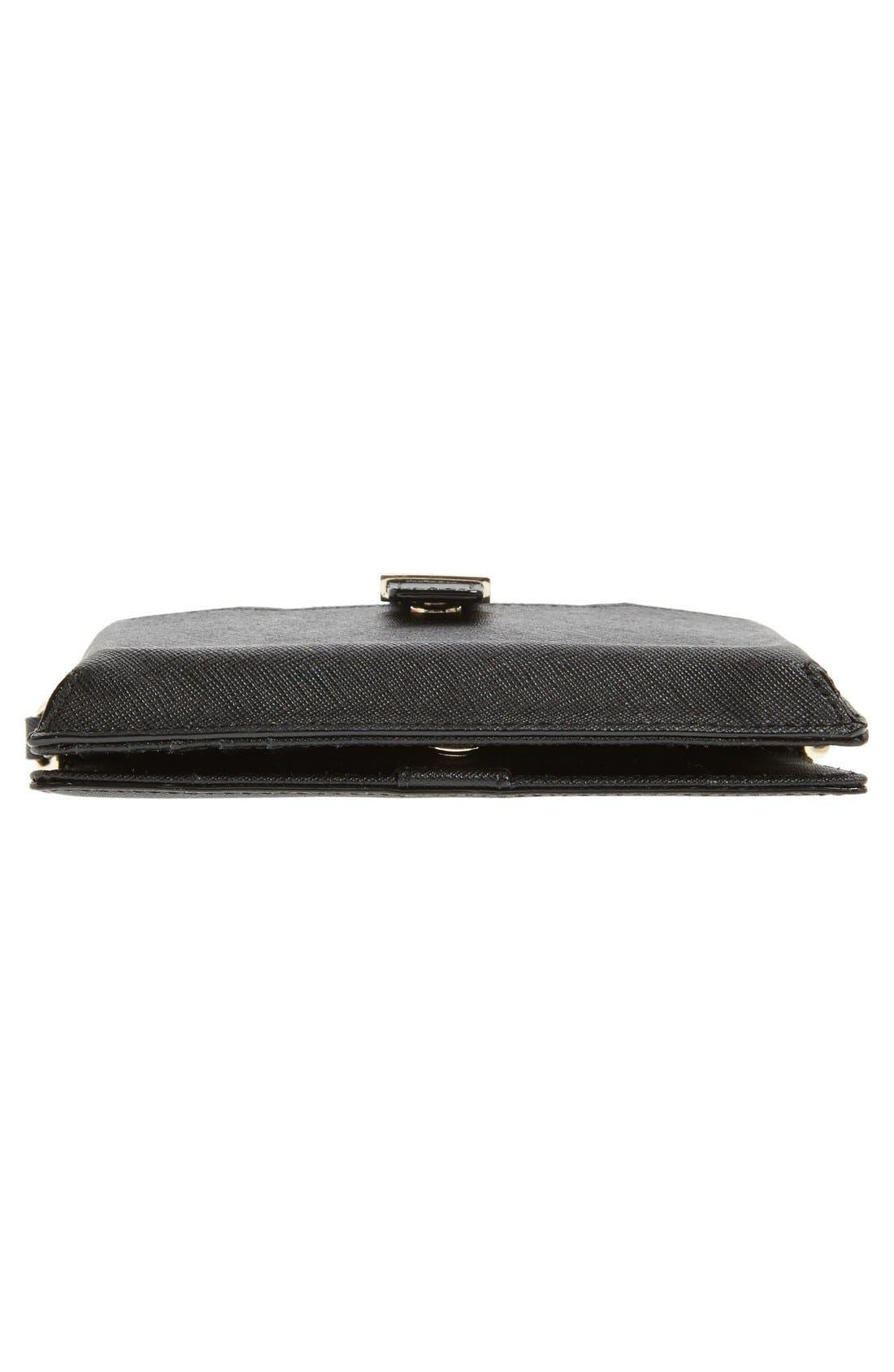 Alternate Image 5  - kate spade new york iPhone 6 & 6s leather crossbody wallet