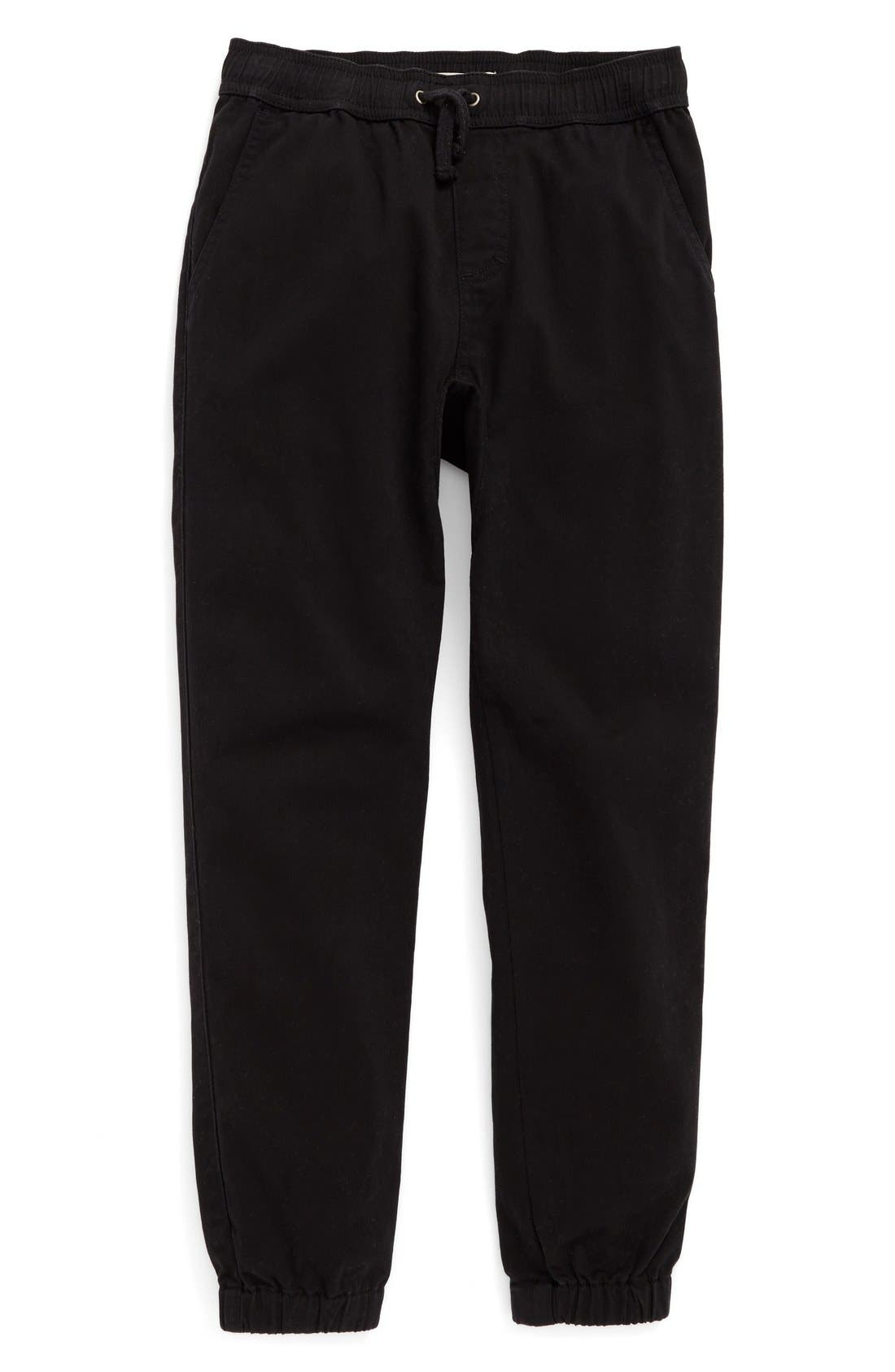 Alternate Image 1 Selected - Tucker + Tate Woven Jogger Pants (Toddler Boys, Little Boys & Big Boys)