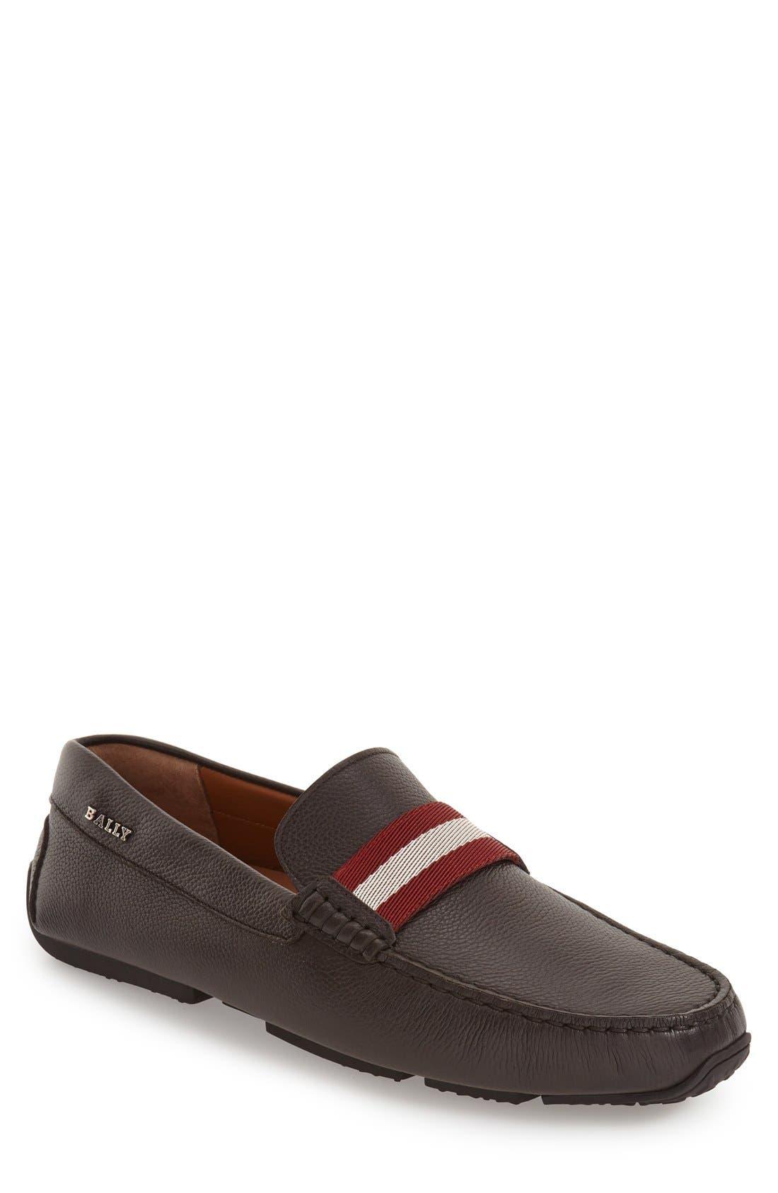 Bally 'Pearce' Driving Shoe (Men)