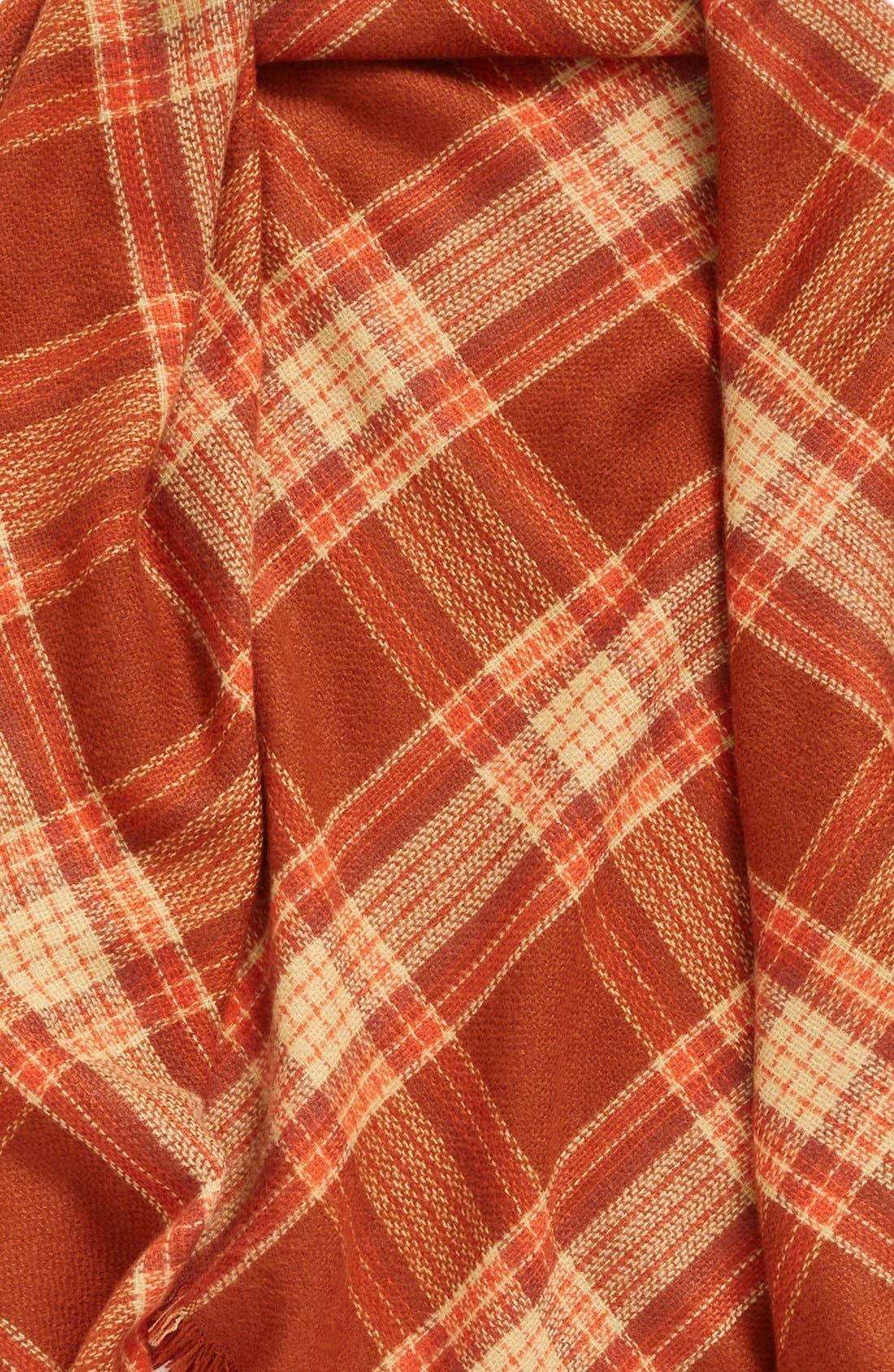 Alternate Image 3  - BP. Plaid Square Scarf