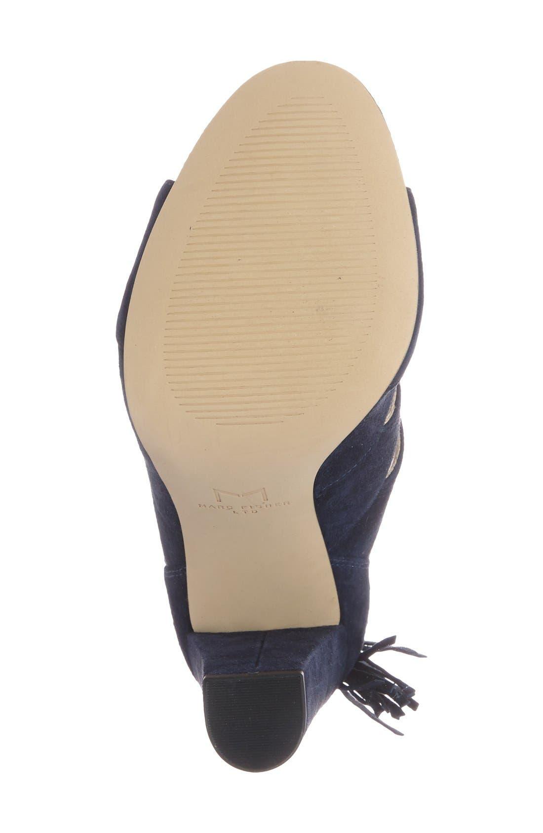 Alternate Image 4  - Marc Fisher LTD 'Hindera' Gladiator Sandal (Women)