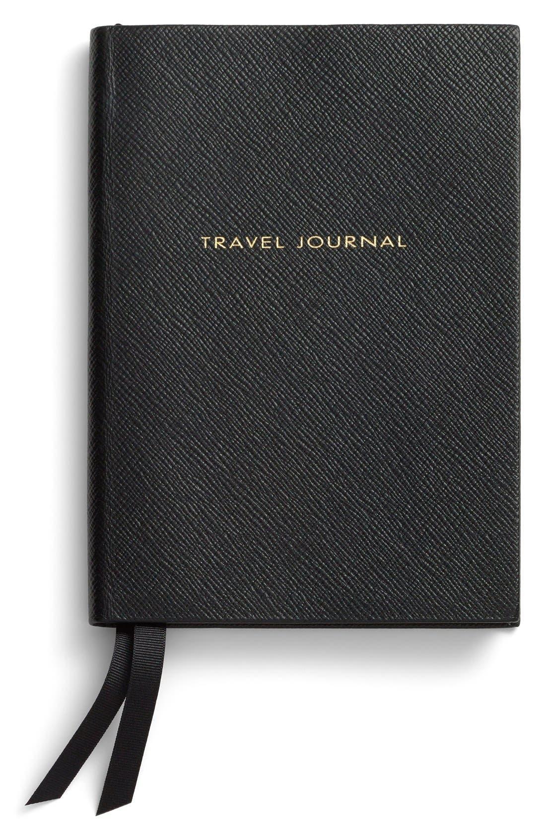 Alternate Image 1 Selected - Smythson Travel Journal
