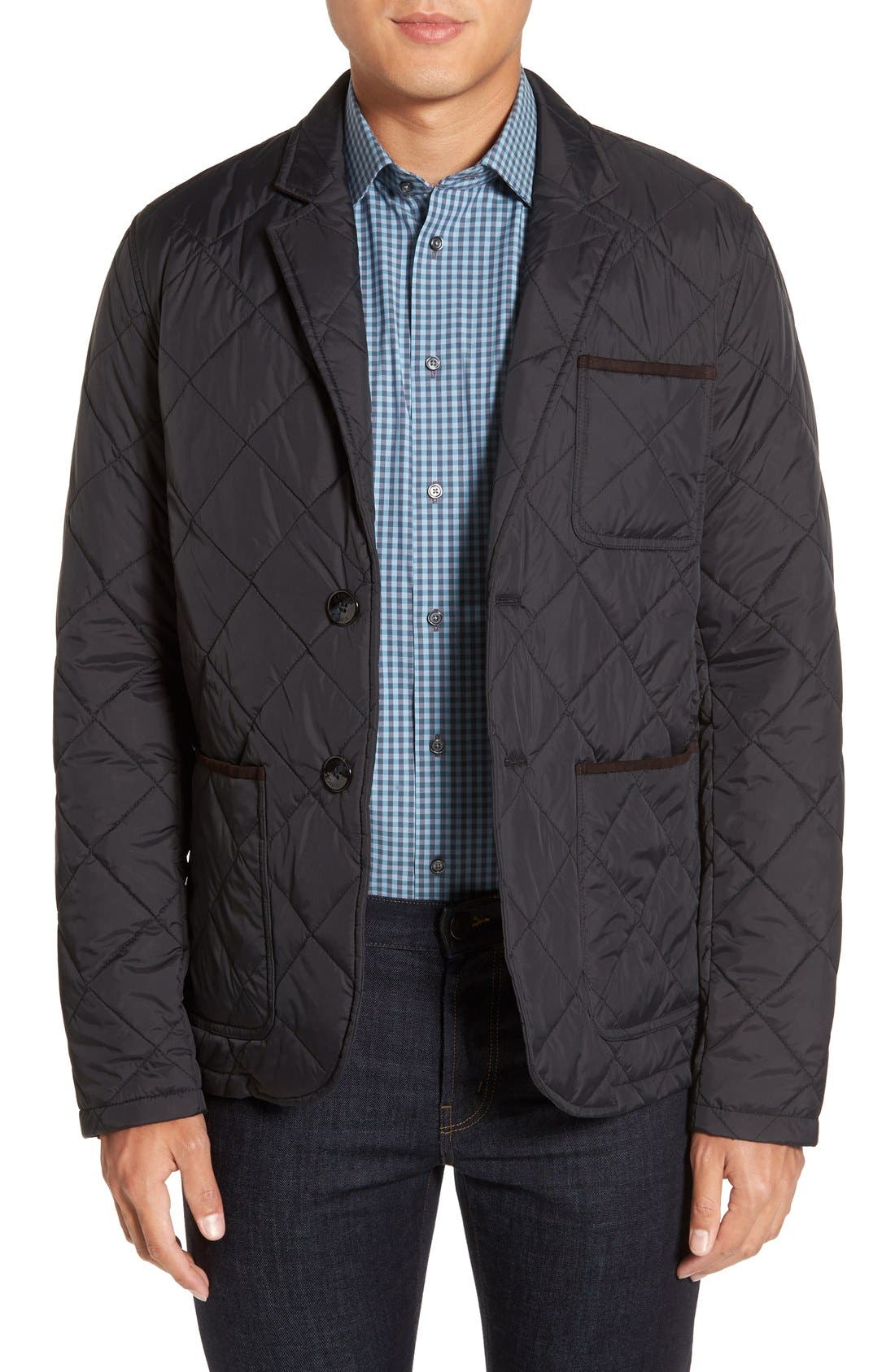 Vince Camuto Water Resistant Quilted Jacket