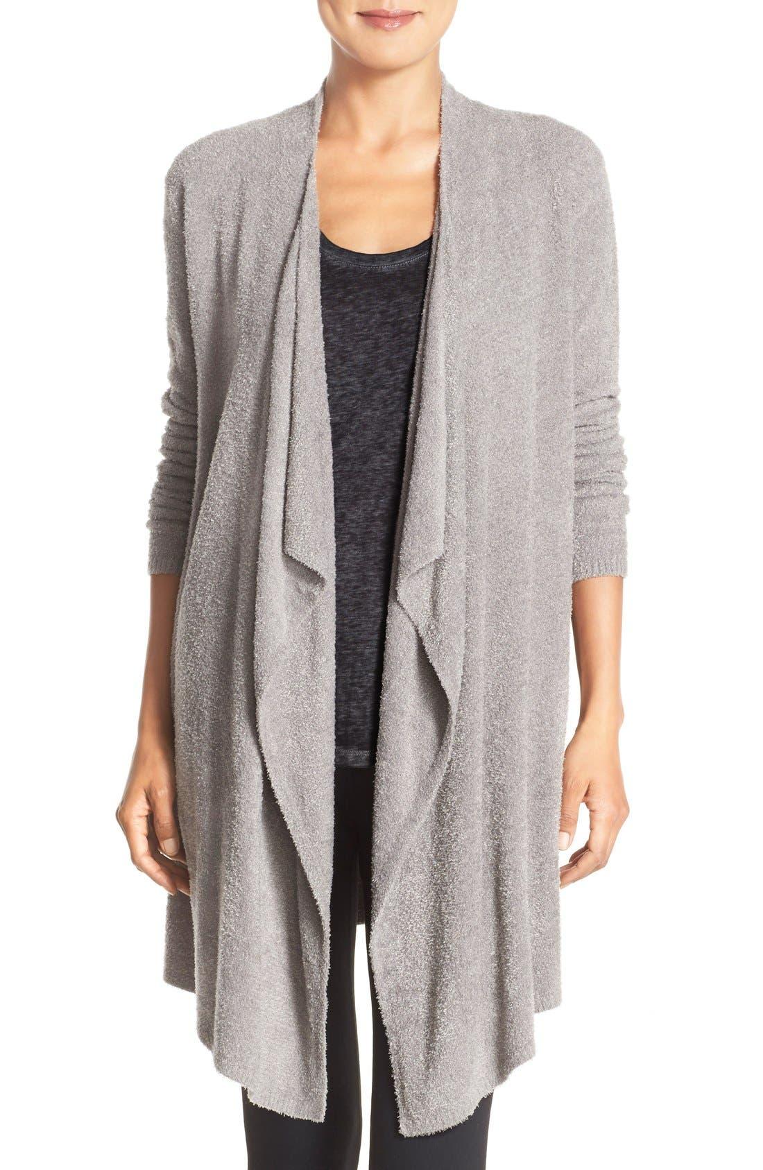 Barefoot Dreams® CozyChic Lite® Calypso Wrap Cardigan (Nordstrom Exclusive)