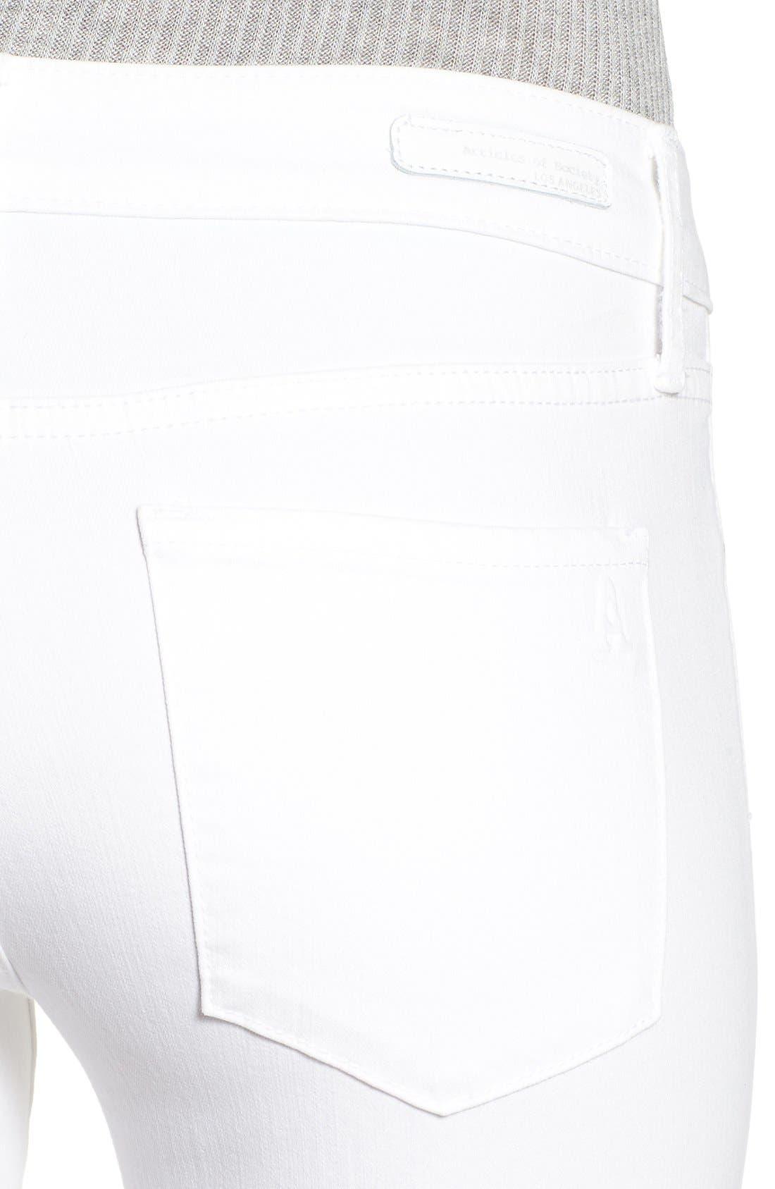 Alternate Image 4  - Articles of Society 'Mya' Skinny Jeans