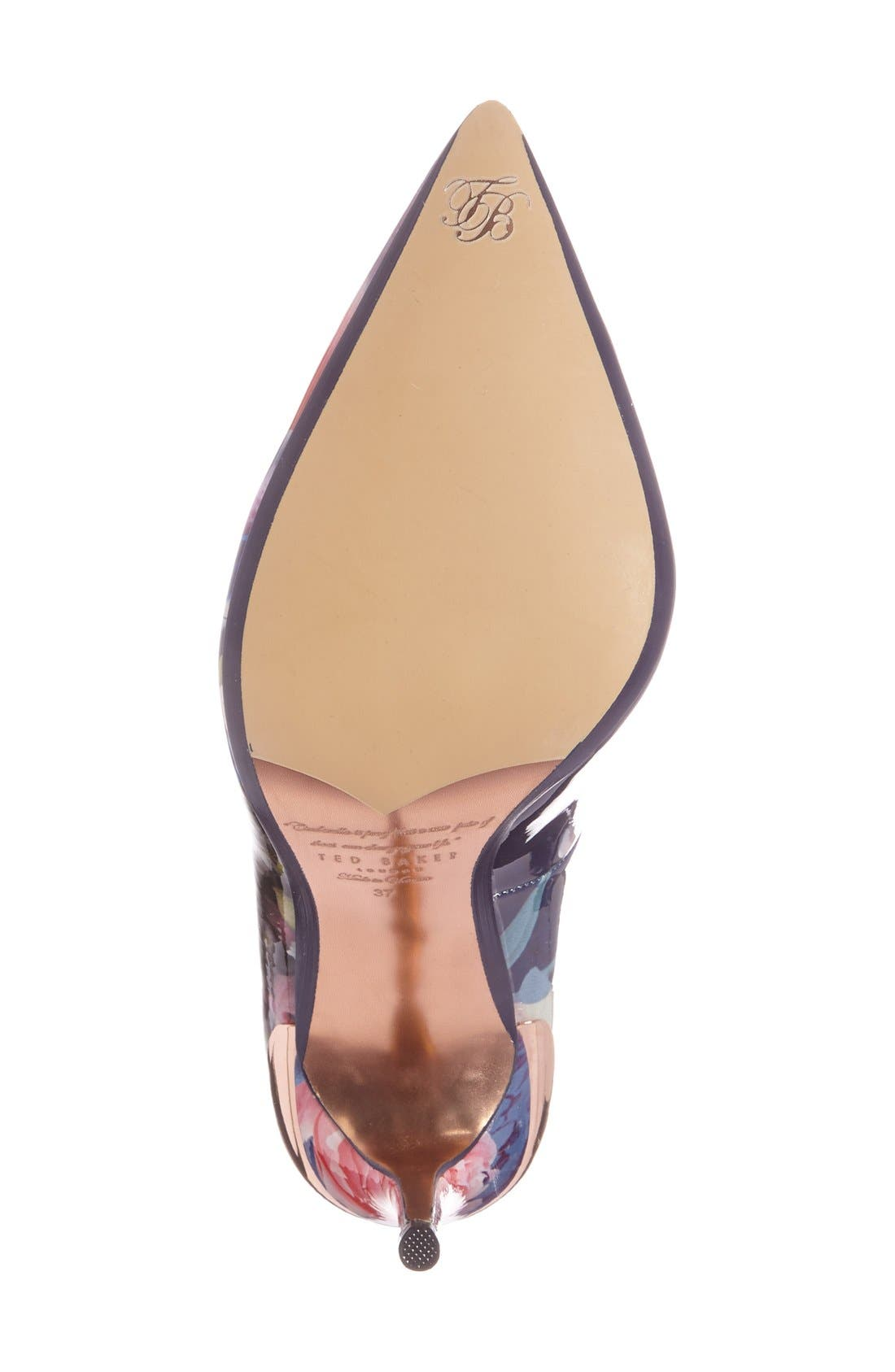 Alternate Image 4  - Ted Baker London 'Savenniers 2' Pointy Toe Pump (Women)