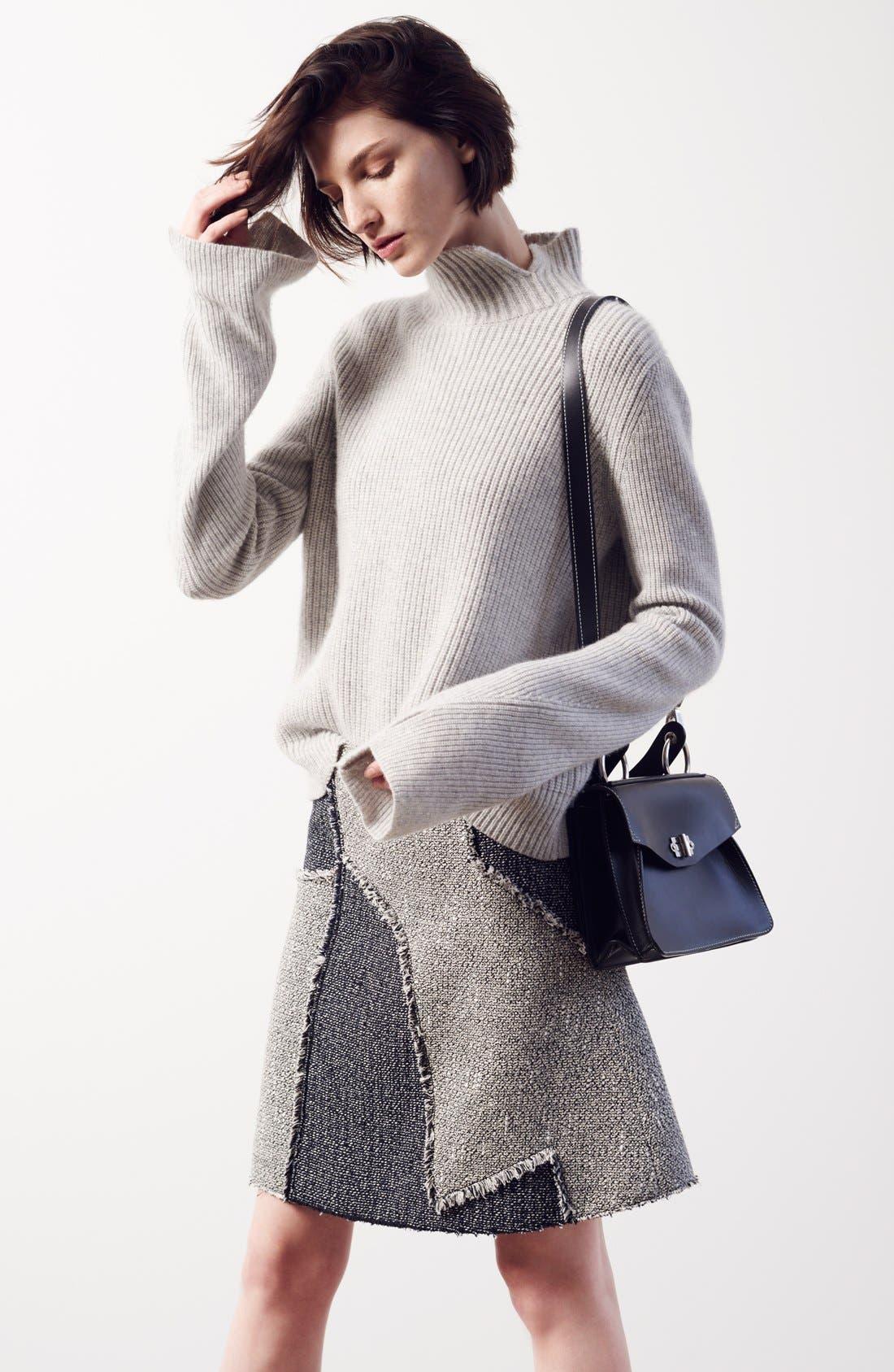 Alternate Image 7  - Proenza Schouler 'Small Hava' Top Handle Calfskin Leather Satchel