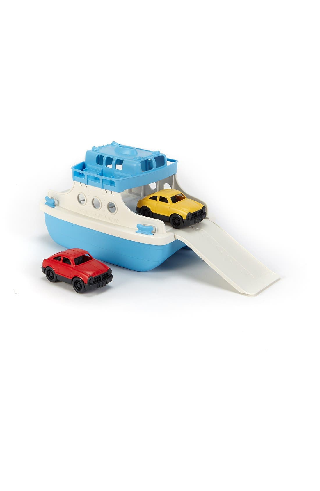 Alternate Image 5  - Green Toys Ferry Boat Toy