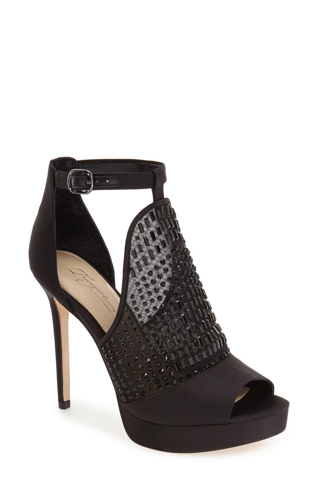 IMAGINE BY VINCE CAMUTO Keir T-Strap Platform Sandal
