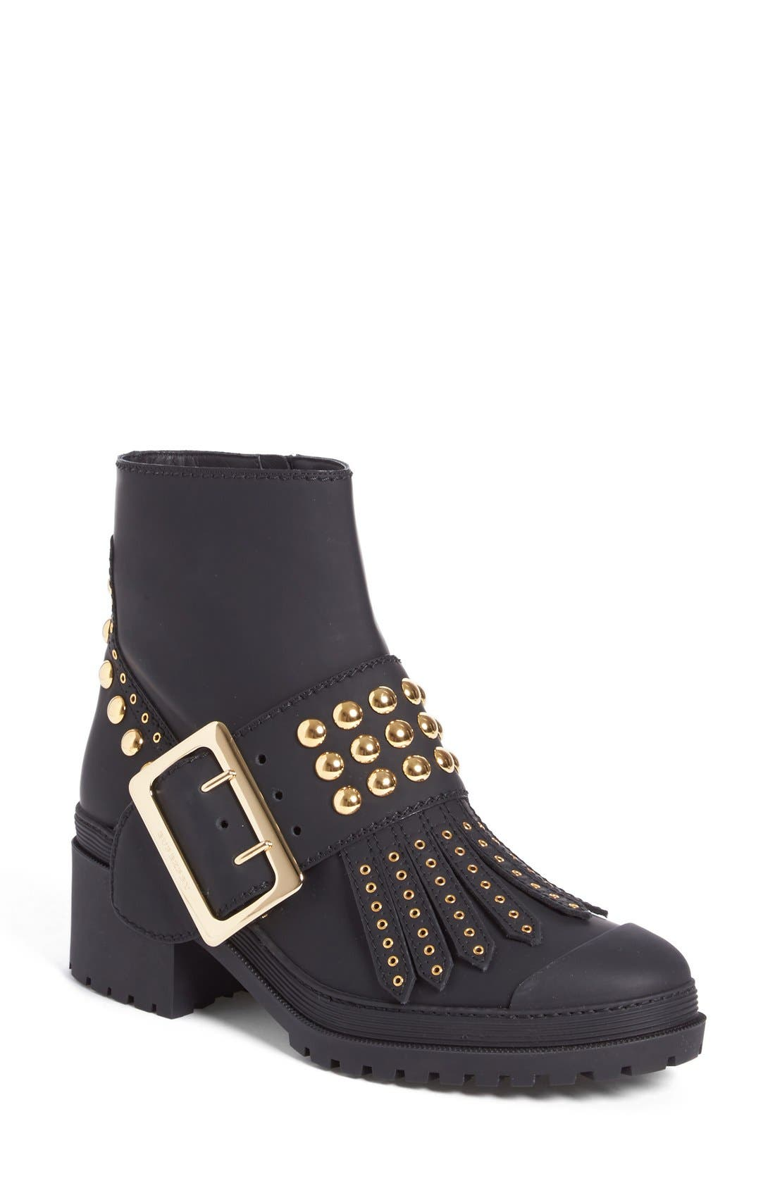 Alternate Image 1 Selected - Burberry 'Whitchester' Boot (Women)