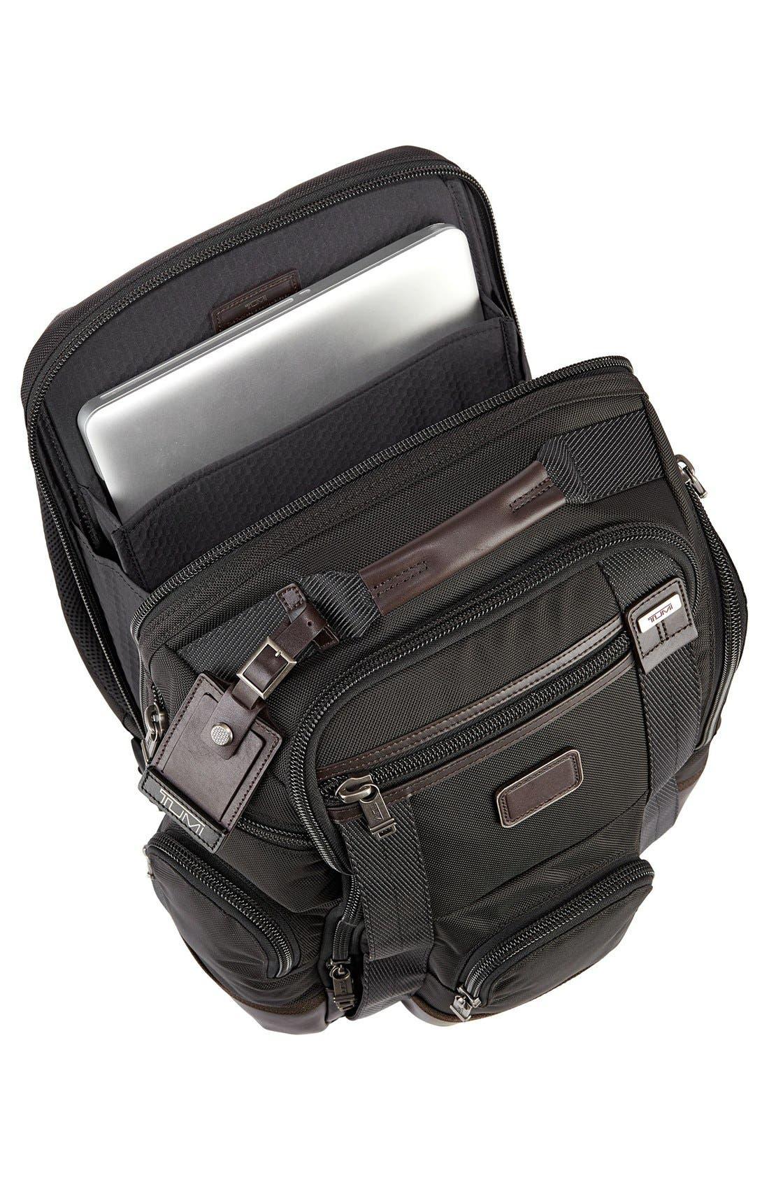 Alternate Image 4  - Tumi Alpha Bravo Shaw Deluxe Backpack