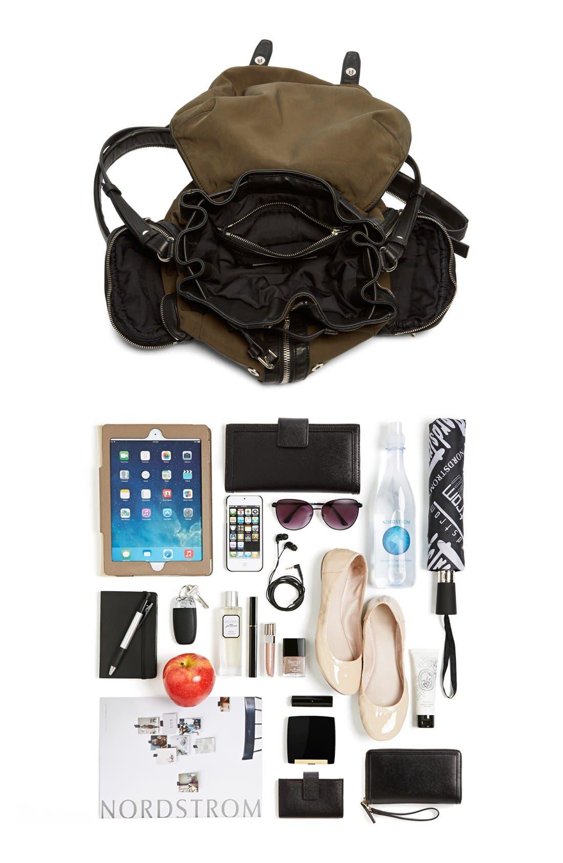 Alternate Image 6  - Alexander Wang 'Marti' Nylon Backpack