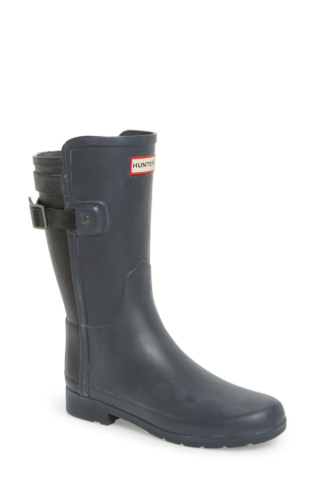 Hunter 'Original Refined' Short Rain Boot (Women)