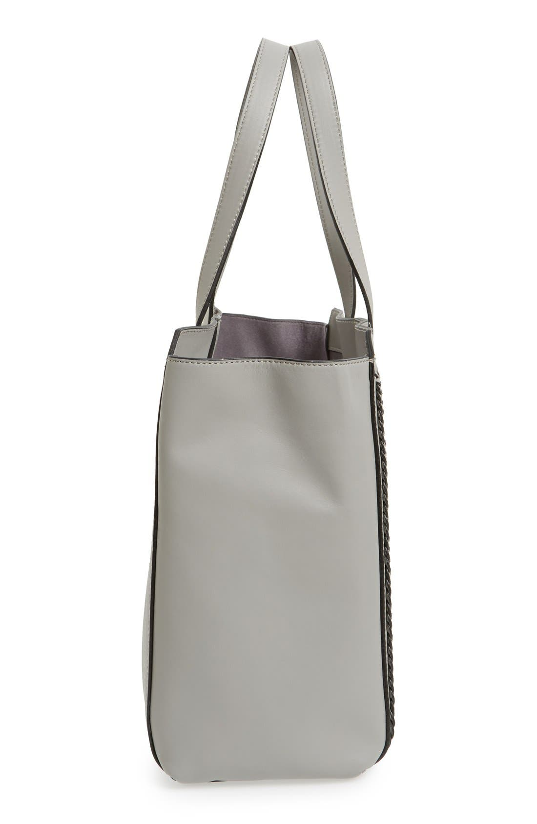 Alternate Image 5  - Ivanka Trump 'Soho Solutions' Leather Work Tote with Battery Charging Pack