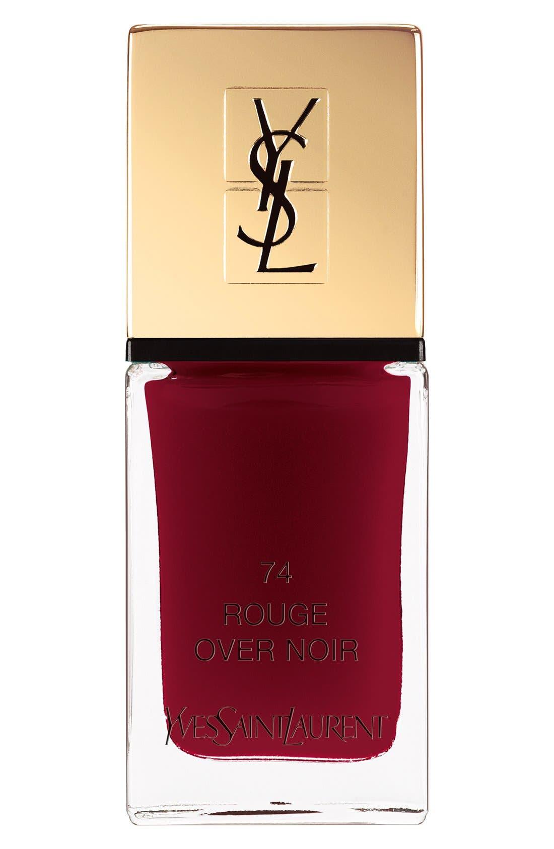 Yves Saint Laurent 'Vinyl - La Laque Couture' Nail Lacquer