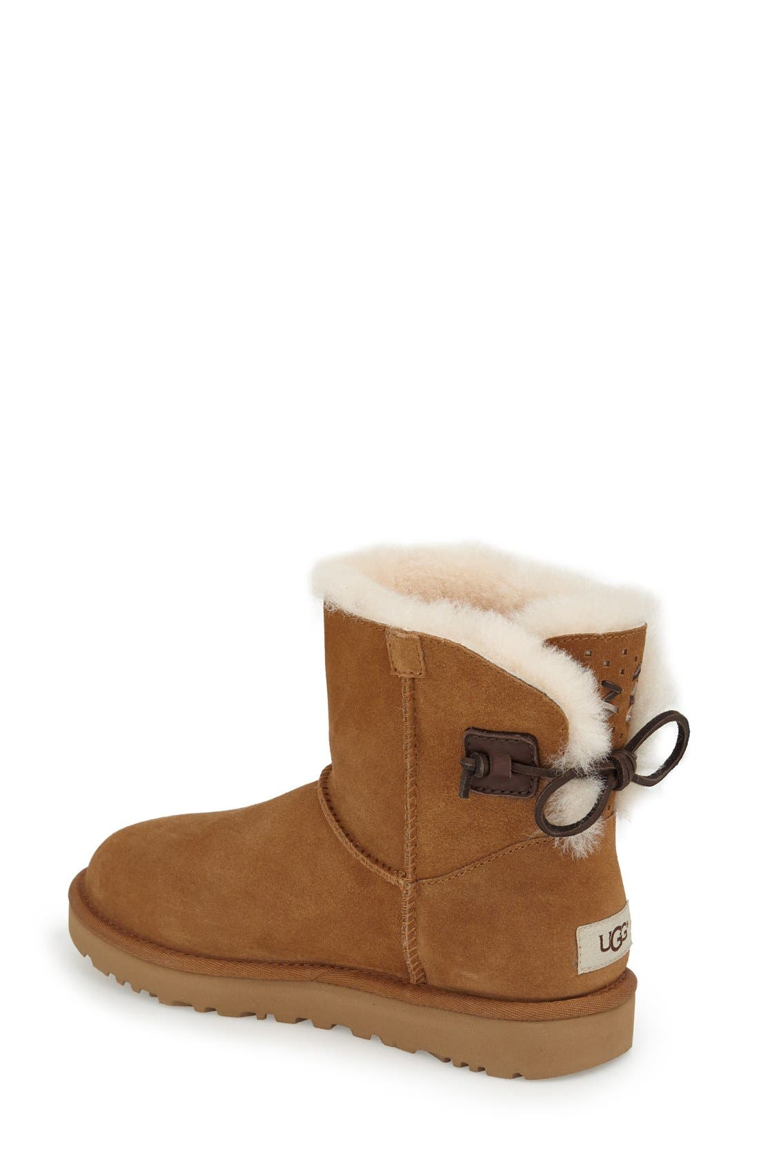 Alternate Image 2  - UGG® Adoria - Tehuano Short Boot (Women)