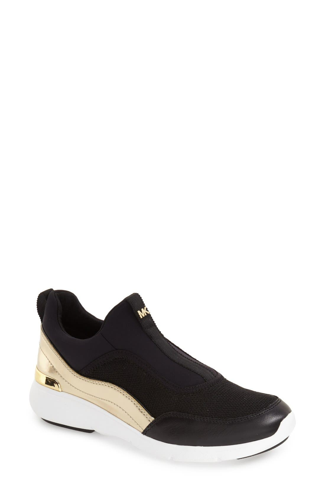 Alternate Image 1 Selected - MICHAEL Michael Kors 'Ace' Sneaker (Women)