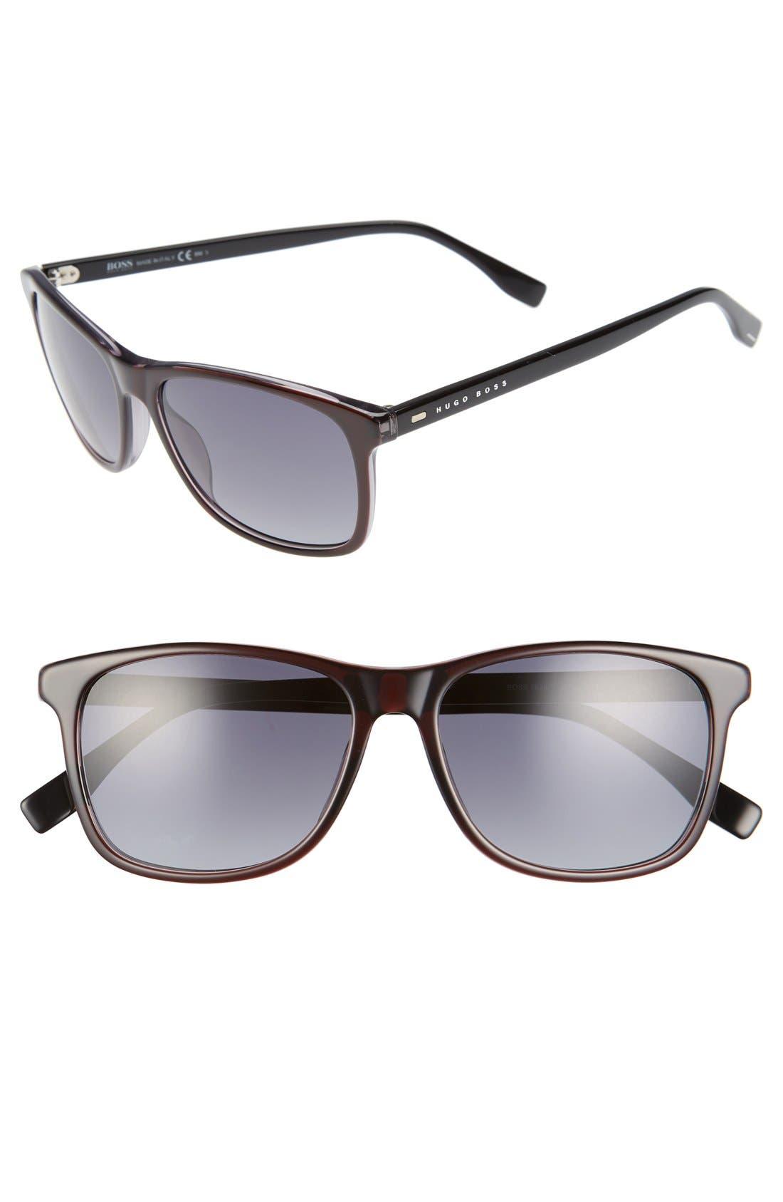 BOSS 0634/S 55mm Sunglasses