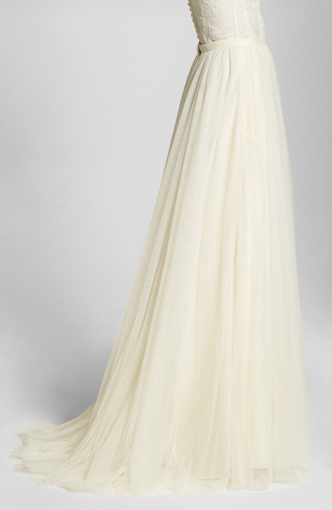 Alternate Image 4  - Jenny Yoo 'Hannah' Full Tulle Skirt