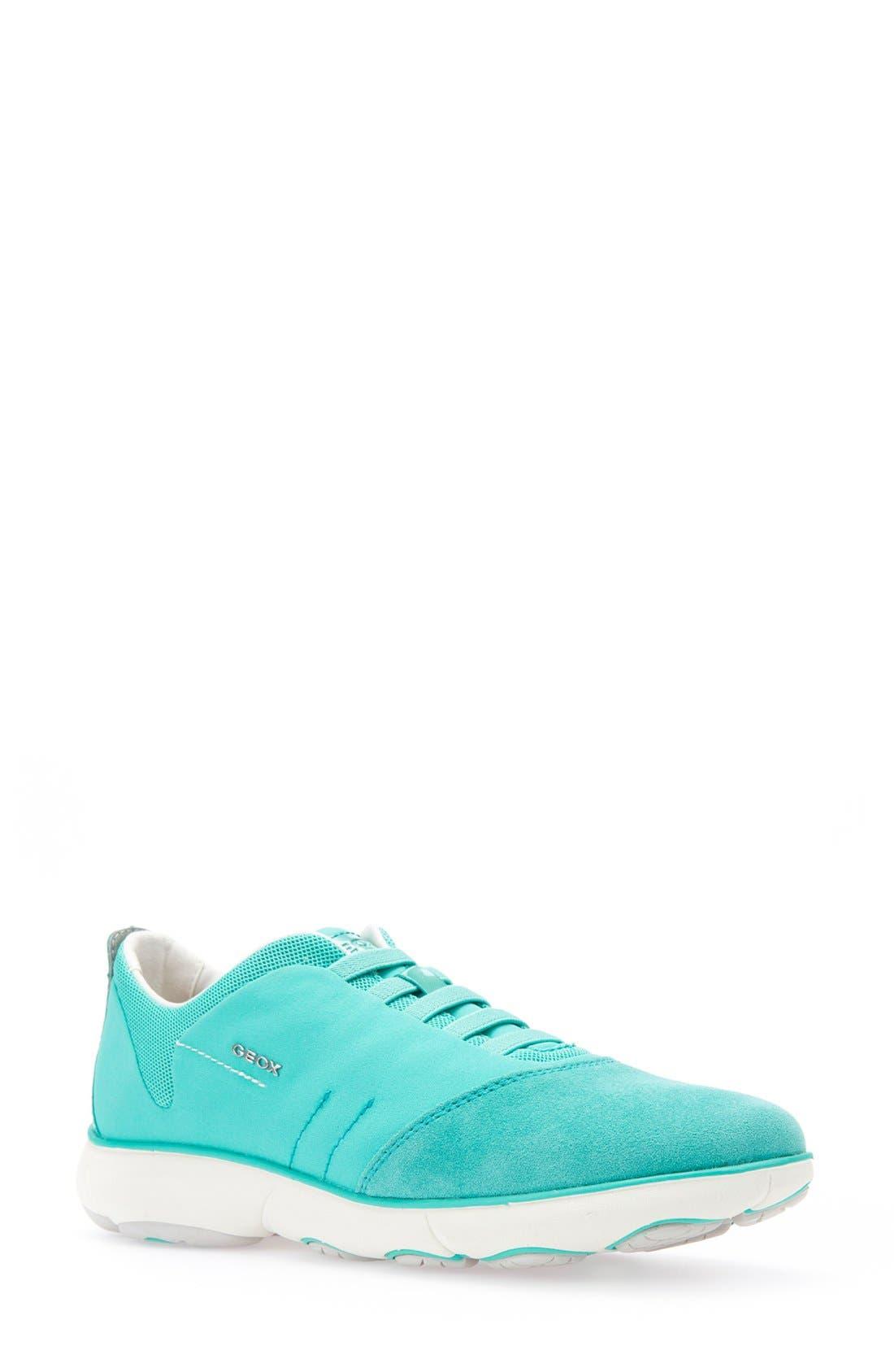 Nebula Sneaker,                             Main thumbnail 1, color,                             Sea Water Blue