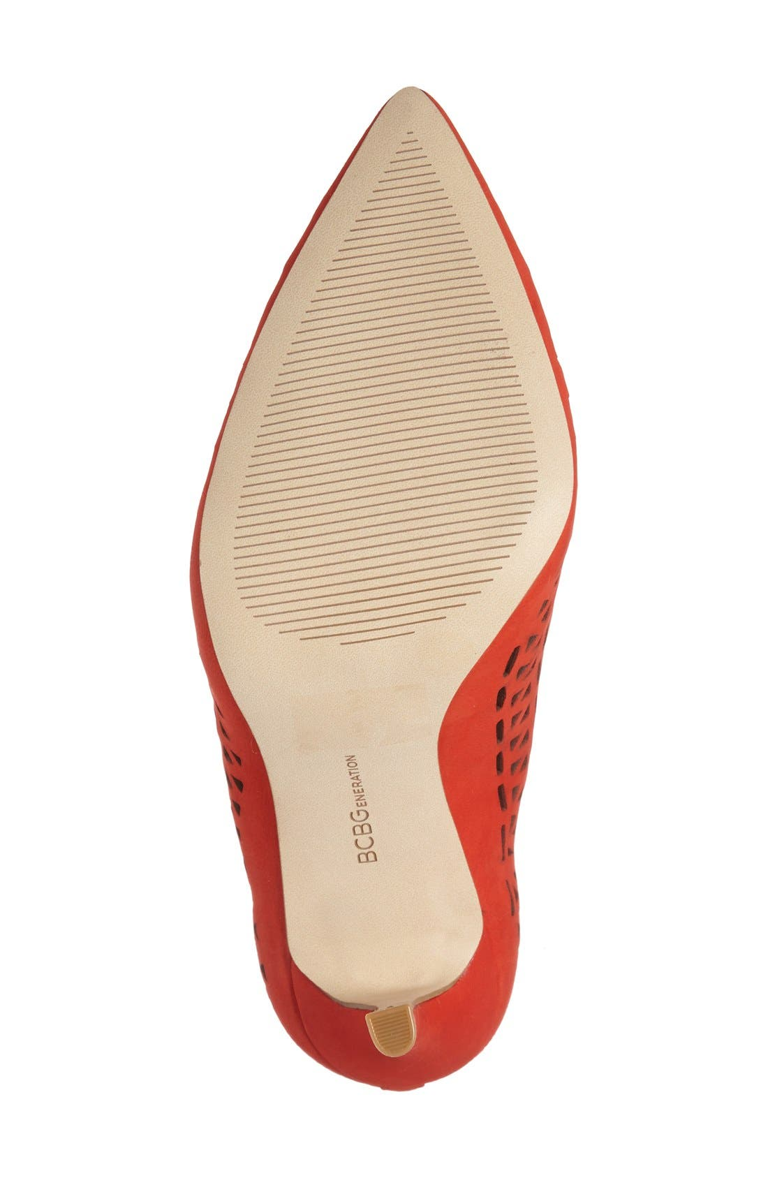 Alternate Image 4  - BCBGeneration 'Taleesa' Pointy Toe Pump (Women)