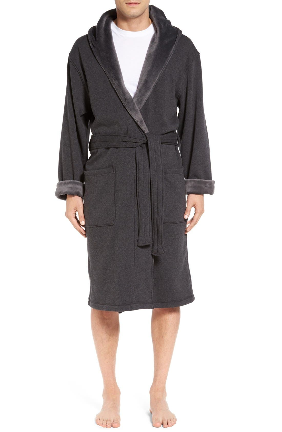 Alternate Image 1 Selected - UGG® 'Brunswick' Robe