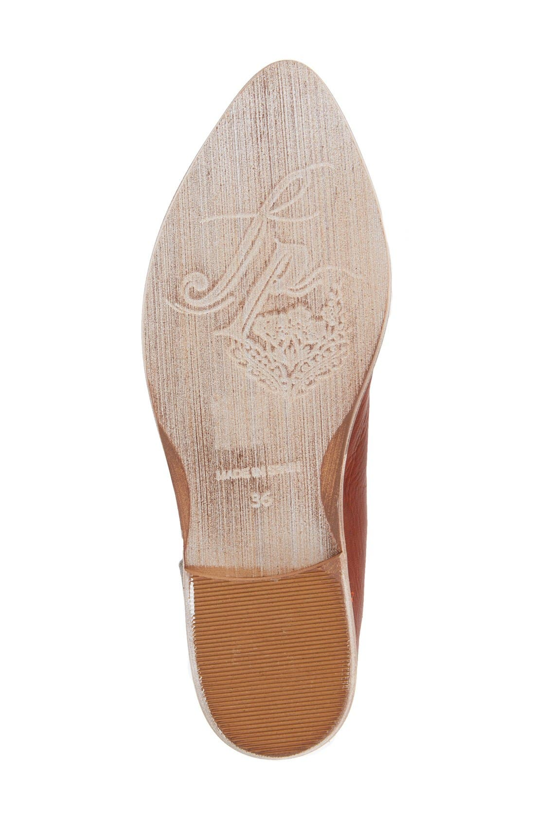 Alternate Image 4  - Free People 'Royale' Pointy Toe Flat (Women)