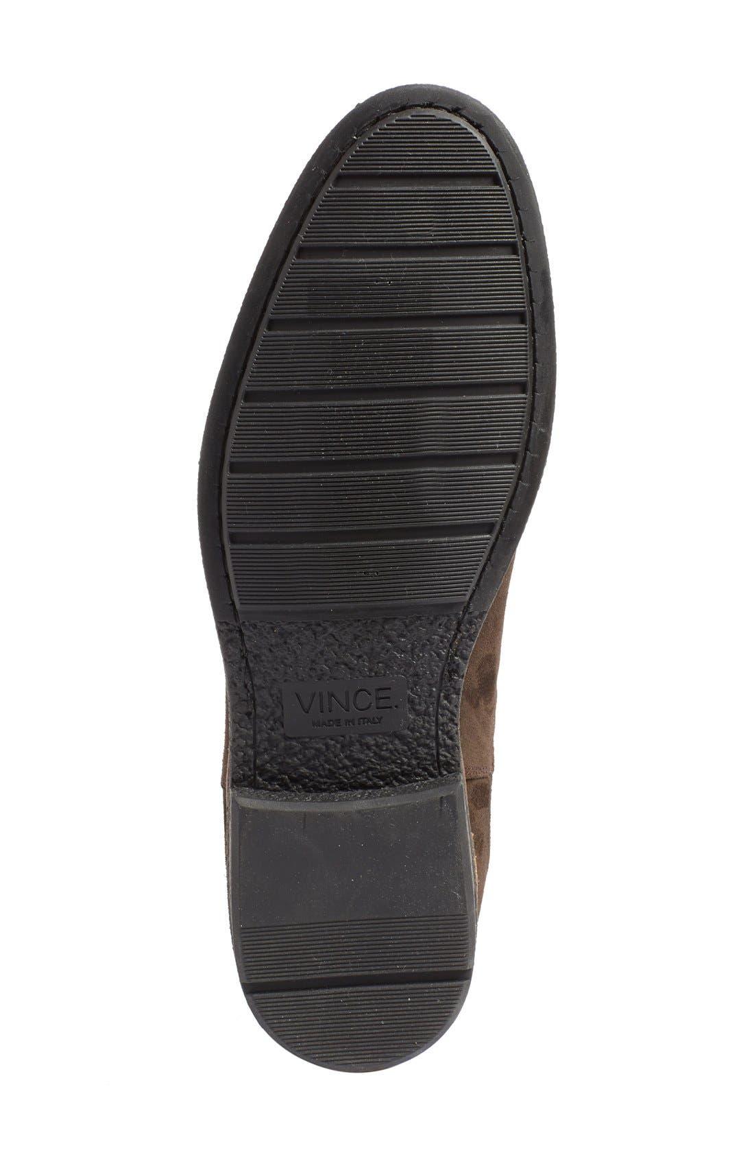 Alternate Image 4  - Vince 'Harvey' Chelsea Boot (Men)