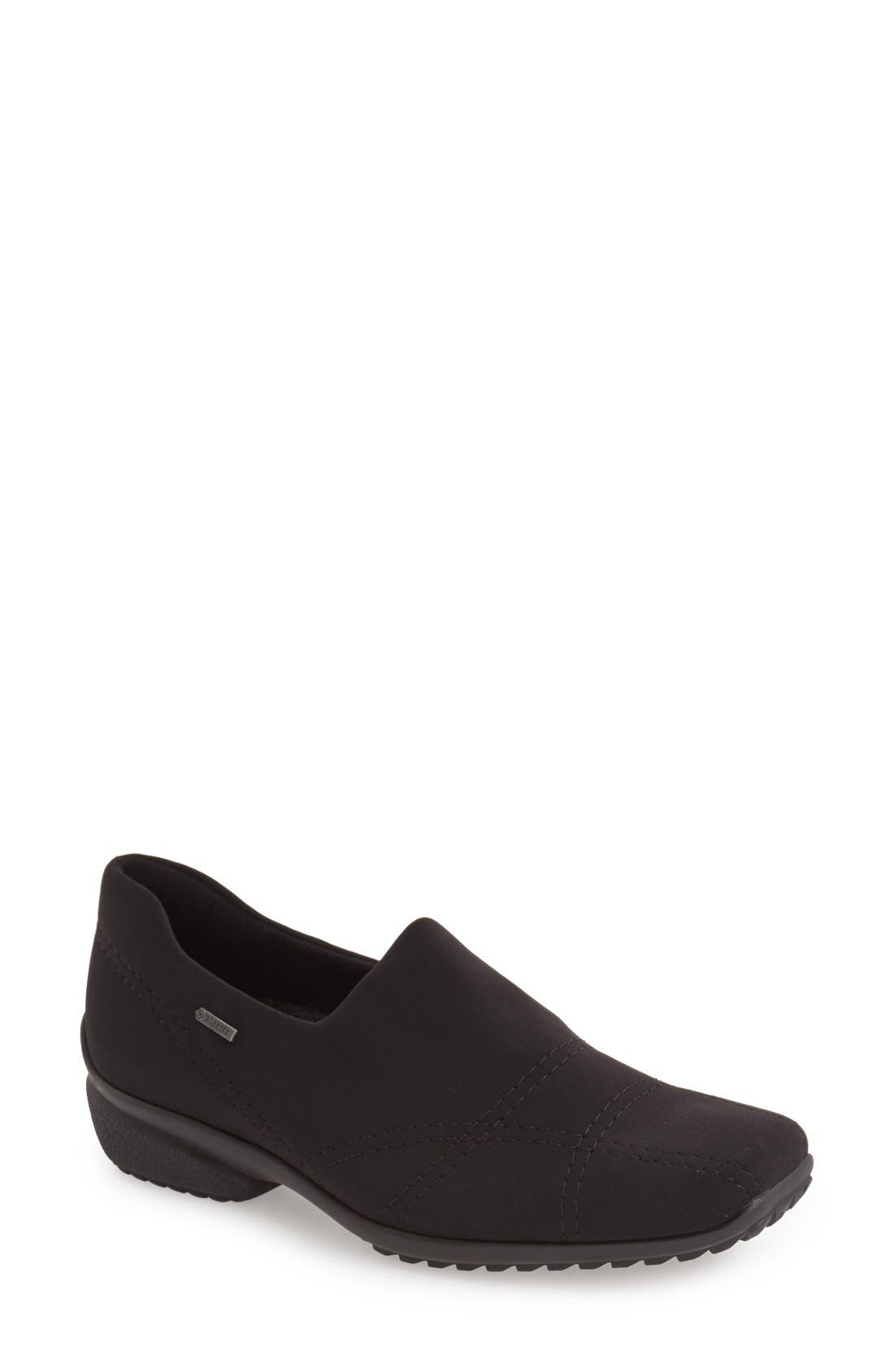 Alternate Image 1 Selected - ara 'Pam' Waterproof Gore-Tex® Slip-On (Women)