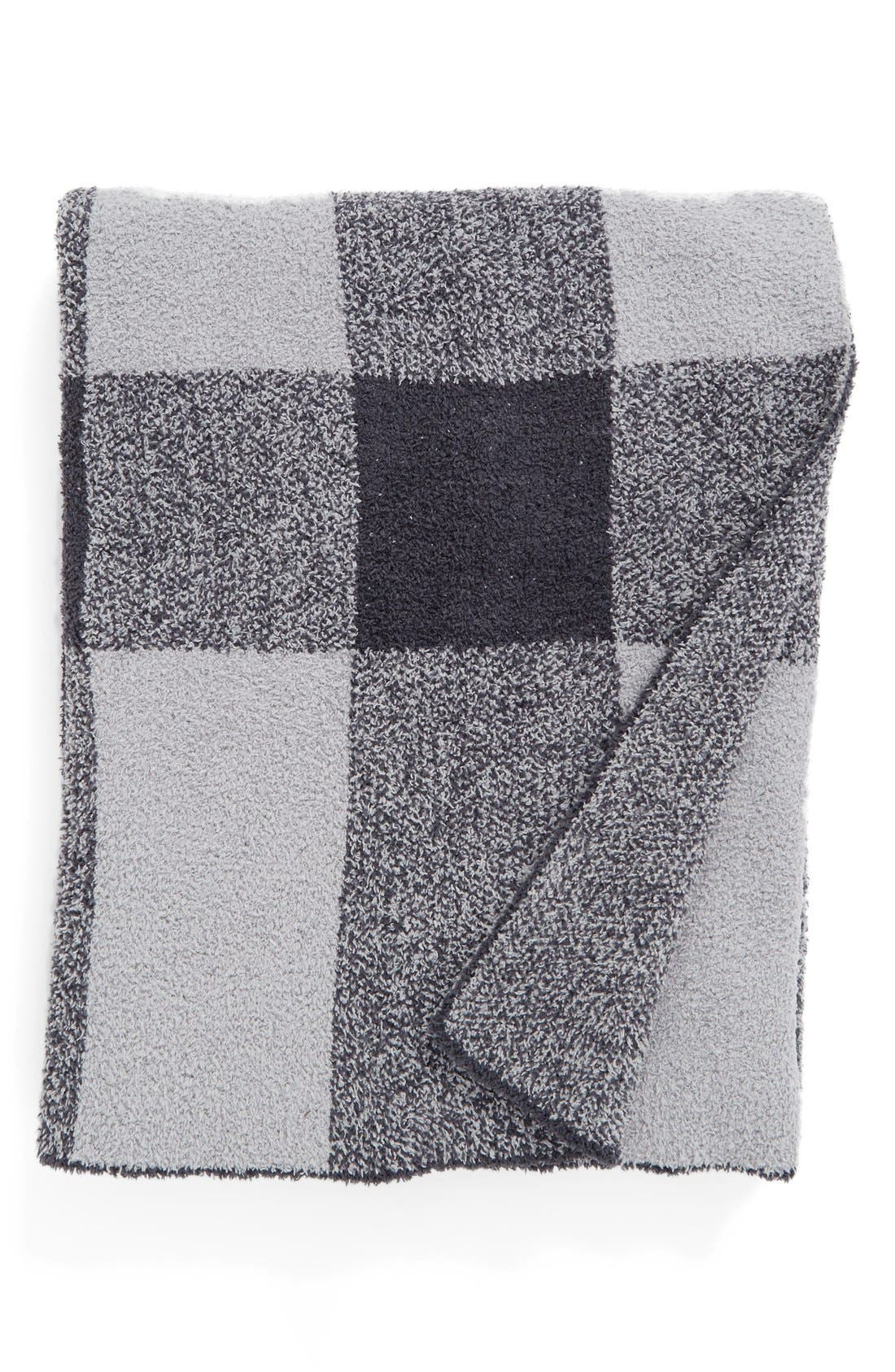 Barefoot Dreams® CozyChic® Plaid Throw Blanket