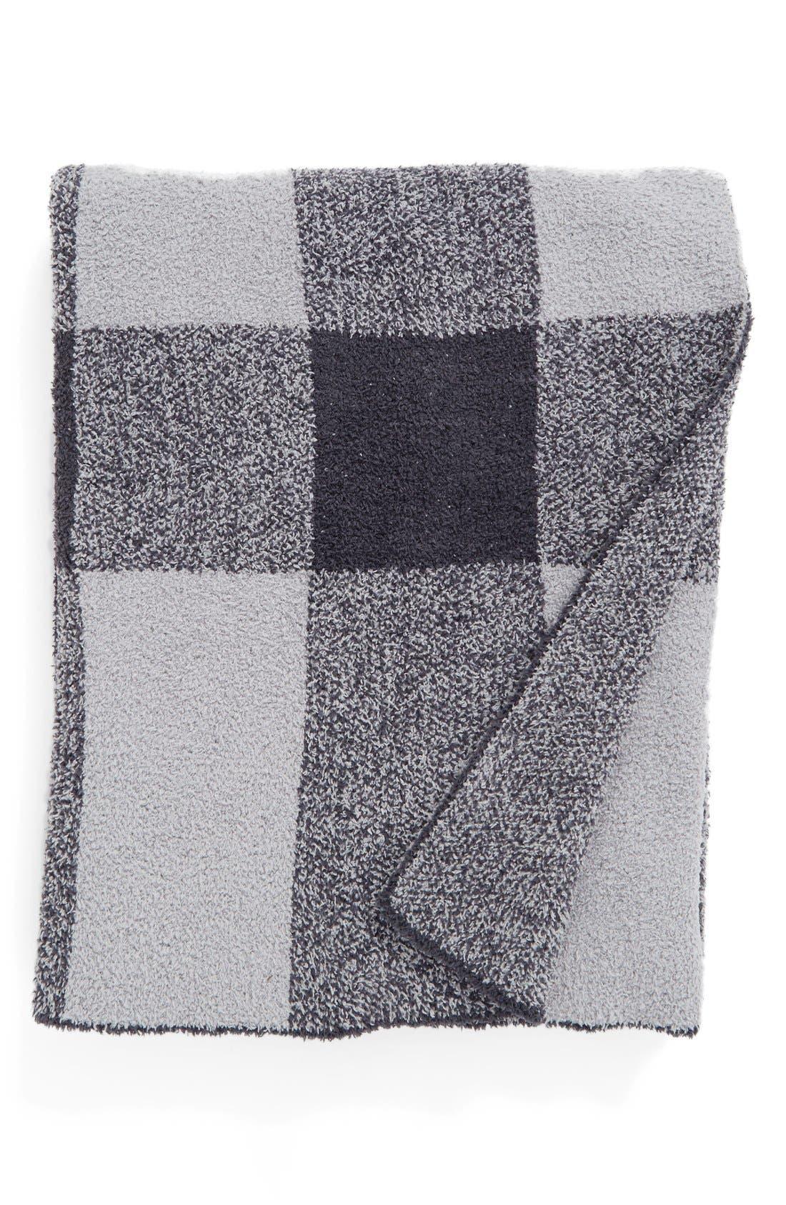 Barefoot Dreams® CozyChic® Plaid Throw Blanket